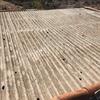 Reforma tejado en casa de campo