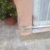 Reformar esquina balcon