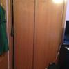 Frente de armario corredero, 3 armarios de 4, 2 y 2 hojas cada uno