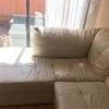 Reparación tapizado sofa polipiel