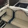 Retapizado asientos lancha de 7,5 metros