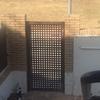 Cambio puerta entrada chalet