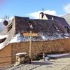 Cambio de cubierta de pizarra en casa unifamiliar -vielha