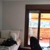 Pintar carpintería de aluminio de ventanas
