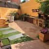 Reforma jardin-terraza