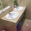 Cambiar encimera marmol lavabos