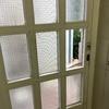 Cambiar cristal puerta aluminio