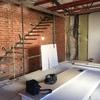 Revestir 2 tramos de escalera recta con madera roble