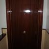 Barnizado de puerta de entrada
