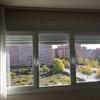 Cambio de ventana de aluminio actuales por otras más hermeticas y protección de ruido