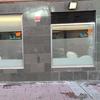 Revestimiento fachada exterior local comercial