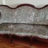 Retapizado sofá isabelino