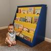 Construir estantería de cuentos para niños