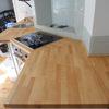 Mesa-encimera cocina