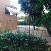 Instalación césped artificial en jardín