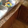 Desmontar y pegar piedra granito cocina