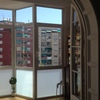 Instalar riel para cortinas en galeria con cuatro ángulos