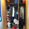 Interior de armario: cajoneras