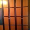 Lacado frente puertas armario