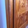 Barnizar puertas interiores