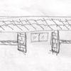 Construcción de leñera
