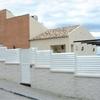 Cerramiento Parcela con Puertas-vallas Aluminio