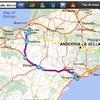 Hacer un porte desde Urdax a Tarragona
