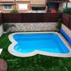 Construir piscina prefabricada poliéster