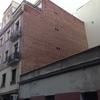 Aislamiento y acabado fachada medianera edificio