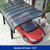 Construir marquesina o tejado para coche en zaragoza