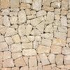 Contrucción murete de piedra