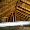 Proyectar poliuretano en casa unifamiliar de pueblo
