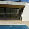 Cerramiento ocasional de terraza-piscina