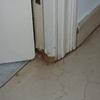 Reparar marcos de puertas parte inferior