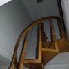 Hacer escalera de obra en duplex