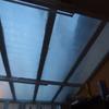 Cambiar techo acristalado en terraza, por tejas