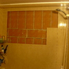 Alicatado pared baño