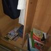 Reparar separacion interior de armario