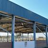 Renovacion de la cubierta de la pista de patinaje de san fernando