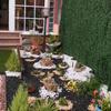 Valla de separacion para jardines