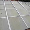 Sustitución techo policarbonato de 16 mm
