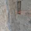 Arreglo de fachada por desprendimiento de piedras