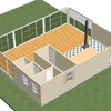 Proyecto de arquitecto para vivienda
