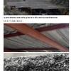 Quitar uralita de techado de coches en torrelodones de 85 m2