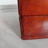 Reparación caja antigua madera