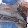 Reparación fuga de agua en conexiones a bajante