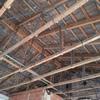 Construir tejado a dos aguas