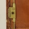 Cambiar bombín/cerradura completa de la puerta principal
