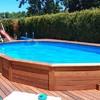 Presupuesto de piscina desmontable
