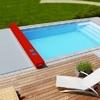 Construcción de piscina en sant pere de vilamajor